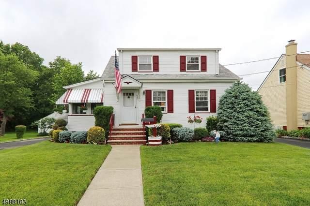 602 Bloomingdale Ave, Kenilworth Boro, NJ 07033 (#3638664) :: Nexthome Force Realty Partners