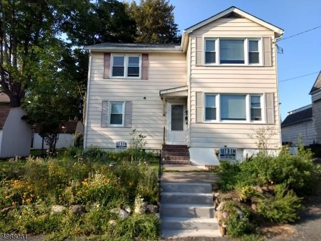 88 Harrison St, Boonton Town, NJ 07005 (MLS #3638711) :: William Raveis Baer & McIntosh