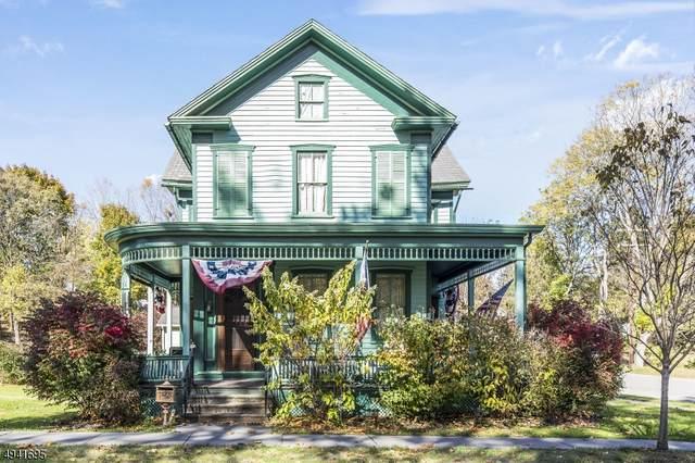 45 Water St, Belvidere Twp., NJ 07823 (MLS #3638774) :: Coldwell Banker Residential Brokerage