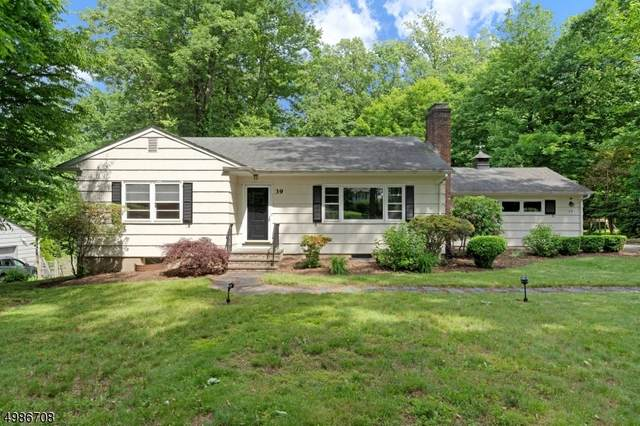 39 Lenape Ln, Berkeley Heights Twp., NJ 07922 (MLS #3638781) :: The Dekanski Home Selling Team