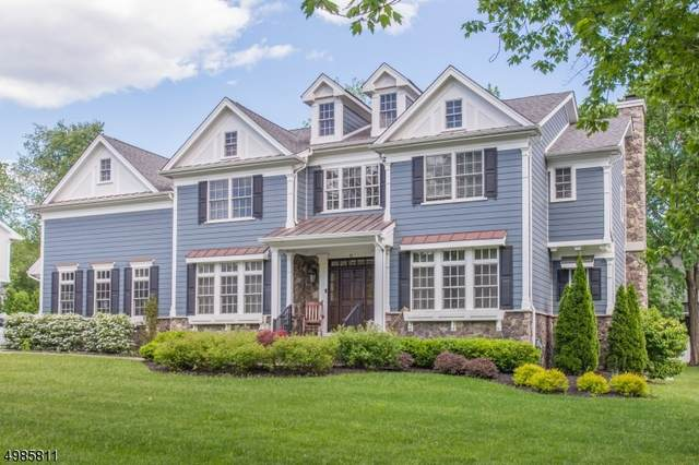 11 Park View Rd, Chatham Twp., NJ 07928 (MLS #3638853) :: The Debbie Woerner Team