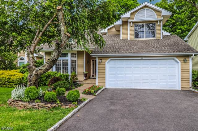 133 Autumn Ridge Rd, Bedminster Twp., NJ 07921 (MLS #3639304) :: RE/MAX Select