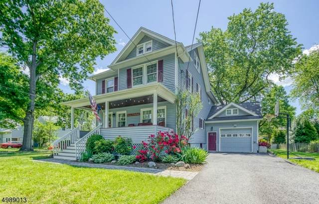 44 Garden Ave, Chatham Boro, NJ 07928 (#3639424) :: Nexthome Force Realty Partners