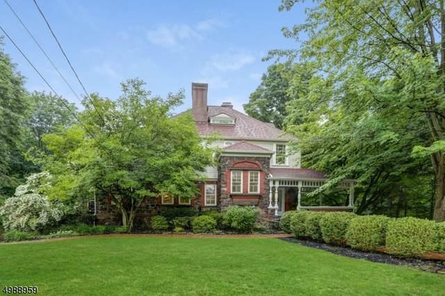 14 Knollwood Rd, Millburn Twp., NJ 07078 (MLS #3639425) :: The Dekanski Home Selling Team
