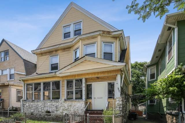 27 N 17Th St, East Orange City, NJ 07017 (MLS #3639515) :: The Karen W. Peters Group at Coldwell Banker Realty