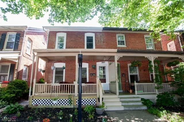 260 N Union St, Lambertville City, NJ 08530 (MLS #3639962) :: SR Real Estate Group