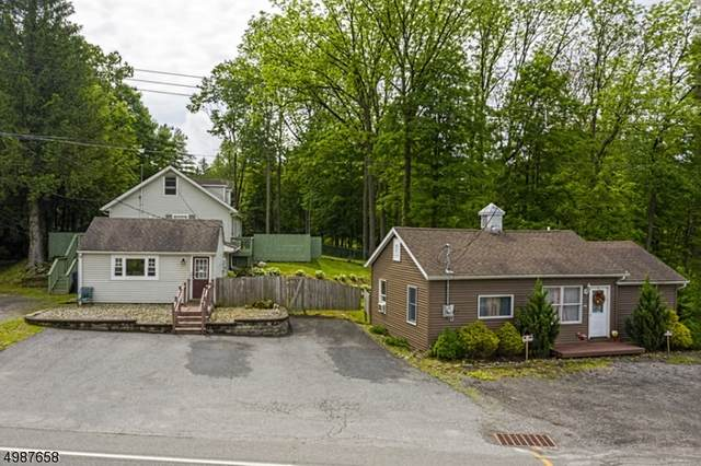119 Route 560, Sandyston Twp., NJ 07851 (MLS #3640024) :: William Raveis Baer & McIntosh