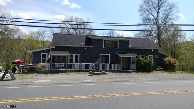 1280 Route 57, Mansfield Twp., NJ 07865 (MLS #3640292) :: Team Francesco/Christie's International Real Estate