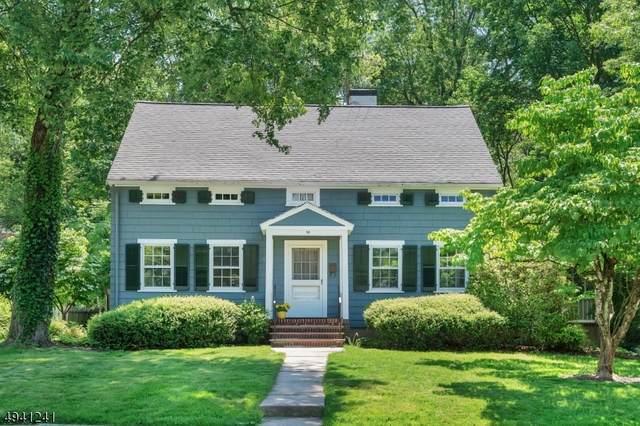 14 Ashland Road, Summit City, NJ 07901 (MLS #3640517) :: Coldwell Banker Residential Brokerage