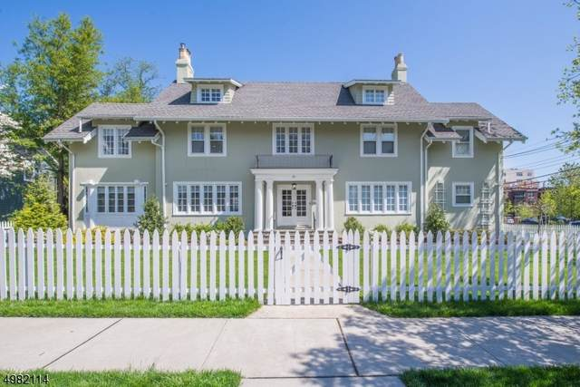 41 Plymouth St A, Montclair Twp., NJ 07042 (MLS #3640685) :: The Dekanski Home Selling Team