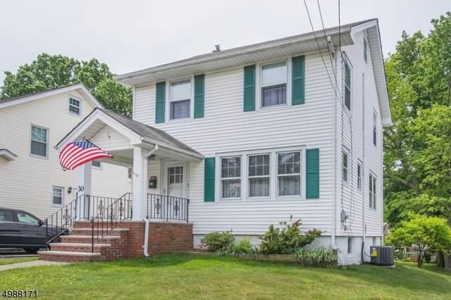 30 Washington Ave, West Caldwell Twp., NJ 07006 (MLS #3640987) :: Team Francesco/Christie's International Real Estate