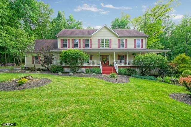 23 Eagles Nest Rd, Green Twp., NJ 07860 (MLS #3641125) :: William Raveis Baer & McIntosh
