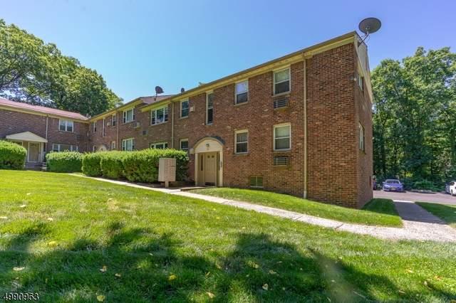 300 Wilson Rd Unit 24C 24C, Springfield Twp., NJ 07081 (MLS #3641290) :: Kiliszek Real Estate Experts