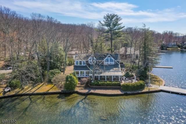 128 Lake End Rd, Rockaway Twp., NJ 07435 (MLS #3641540) :: Coldwell Banker Residential Brokerage