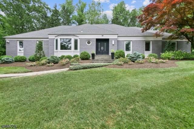 16 Dominick Ct, Millburn Twp., NJ 07078 (MLS #3641616) :: The Dekanski Home Selling Team