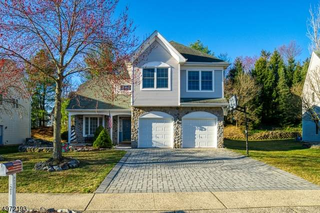 21 Bouwrey Pl, Readington Twp., NJ 08889 (MLS #3641655) :: Mary K. Sheeran Team