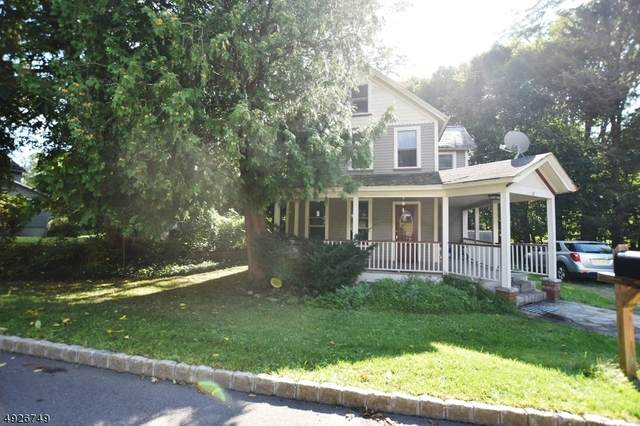 28 Mill St, Branchville Boro, NJ 07826 (MLS #3641892) :: William Raveis Baer & McIntosh