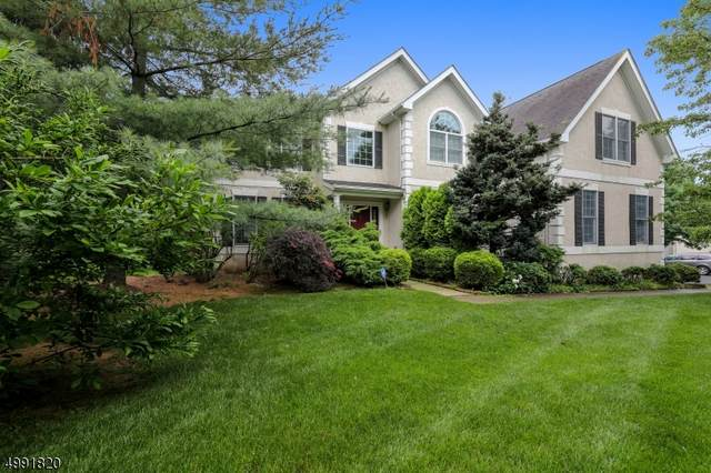 60 Sentinel Dr, Bernards Twp., NJ 07920 (MLS #3641974) :: The Sikora Group