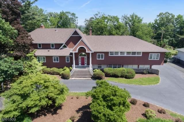 210 Crestwood Dr, South Orange Village Twp., NJ 07079 (MLS #3642216) :: The Sue Adler Team