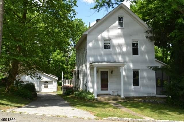 9 W Maple St, Andover Boro, NJ 07821 (MLS #3642299) :: William Raveis Baer & McIntosh