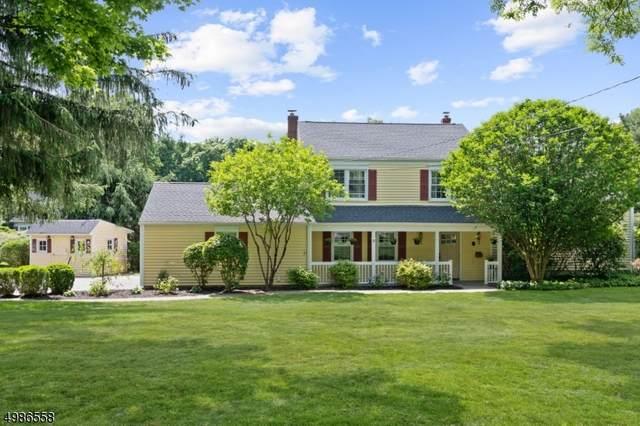 71 W Main St, Mendham Boro, NJ 07945 (MLS #3642320) :: The Dekanski Home Selling Team