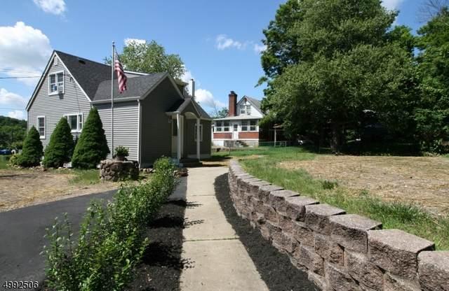 317 Espanong Rd, Jefferson Twp., NJ 07849 (MLS #3642531) :: The Dekanski Home Selling Team