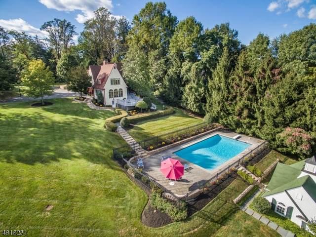 43 Knox Hill Rd, Morris Twp., NJ 07960 (MLS #3642634) :: Weichert Realtors