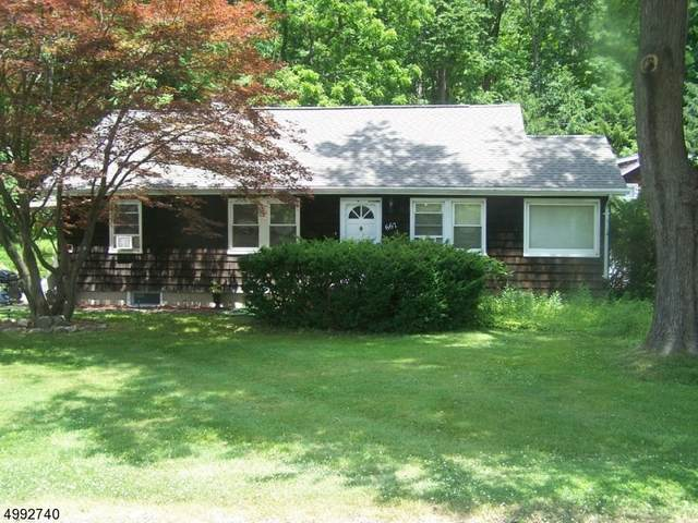 667 Route 206, Andover Twp., NJ 07860 (MLS #3642703) :: The Sikora Group