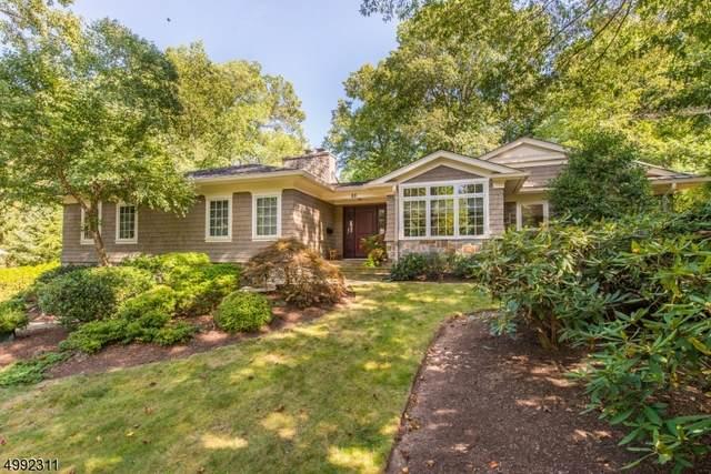 88 Mohawk Rd, Millburn Twp., NJ 07078 (MLS #3642909) :: The Dekanski Home Selling Team