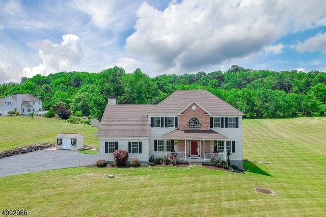 22 Saddle Ridge Rd, Sparta Twp., NJ 07871 (MLS #3642976) :: The Dekanski Home Selling Team