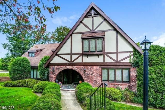 27 Sparta Rd, Millburn Twp., NJ 07078 (MLS #3643148) :: The Dekanski Home Selling Team