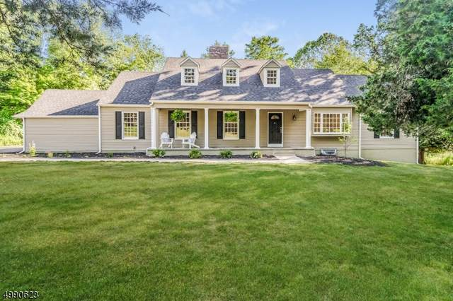4 Oak Knoll Rd, Mendham Twp., NJ 07945 (MLS #3643154) :: William Raveis Baer & McIntosh