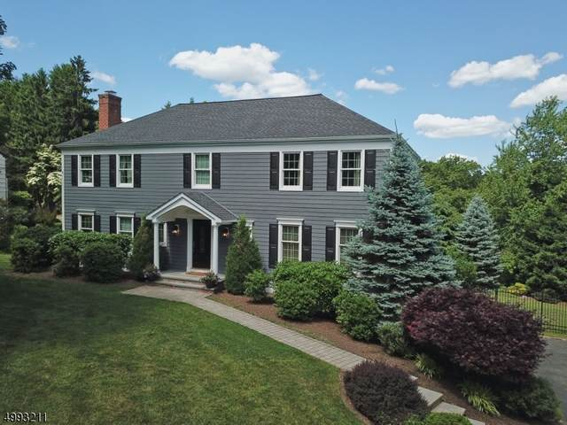 12 Canterbury Way, Morris Twp., NJ 07960 (MLS #3643159) :: SR Real Estate Group