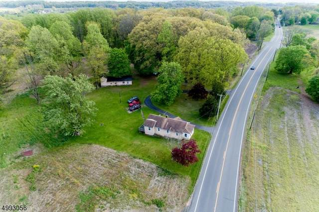 599 Sergeantsville Rd, Delaware Twp., NJ 08822 (MLS #3643196) :: RE/MAX Select