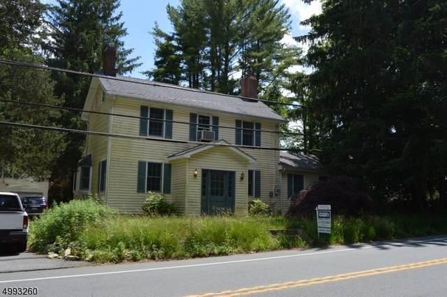 1736 Route 57, Mansfield Twp., NJ 07840 (MLS #3643270) :: Mary K. Sheeran Team