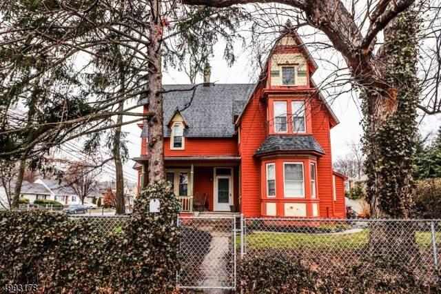 167 W Scott Ave, Rahway City, NJ 07065 (MLS #3643410) :: Coldwell Banker Residential Brokerage