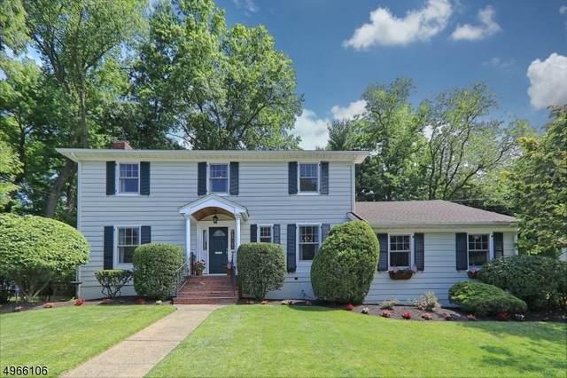 14 Canterbury Pl, Cranford Twp., NJ 07016 (#3643663) :: Daunno Realty Services, LLC