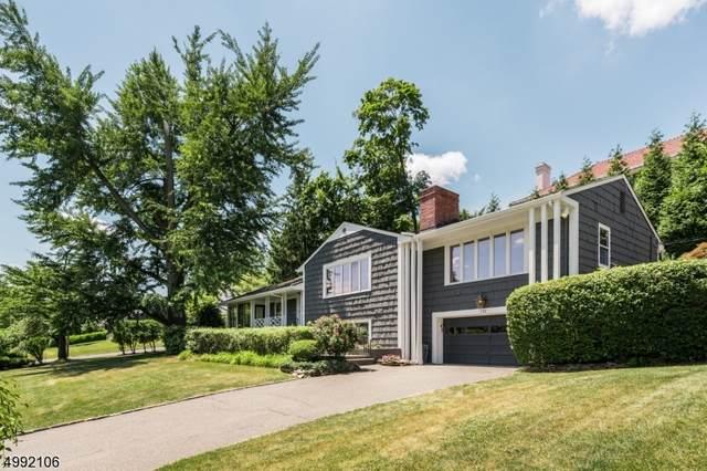 132 S Mountain Ave, Montclair Twp., NJ 07042 (MLS #3643668) :: William Raveis Baer & McIntosh