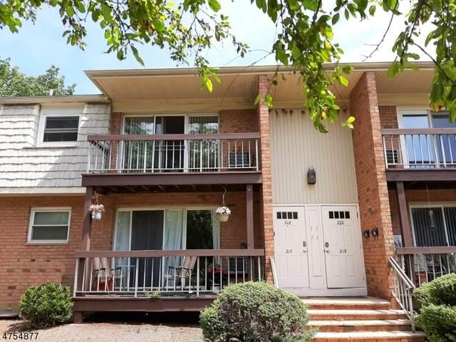 527 Andria Ave, Apt 218 #218, Hillsborough Twp., NJ 08844 (MLS #3643829) :: The Sue Adler Team