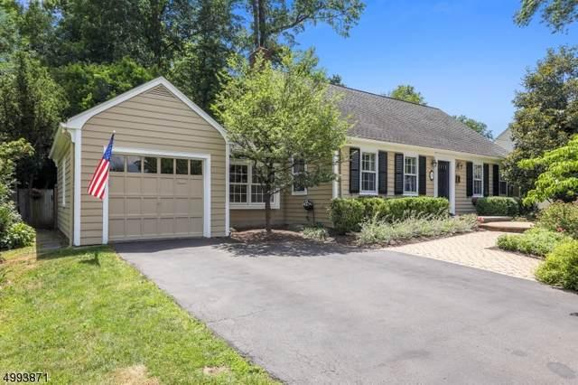 171 Watchung Ave, Chatham Boro, NJ 07928 (MLS #3644083) :: William Raveis Baer & McIntosh