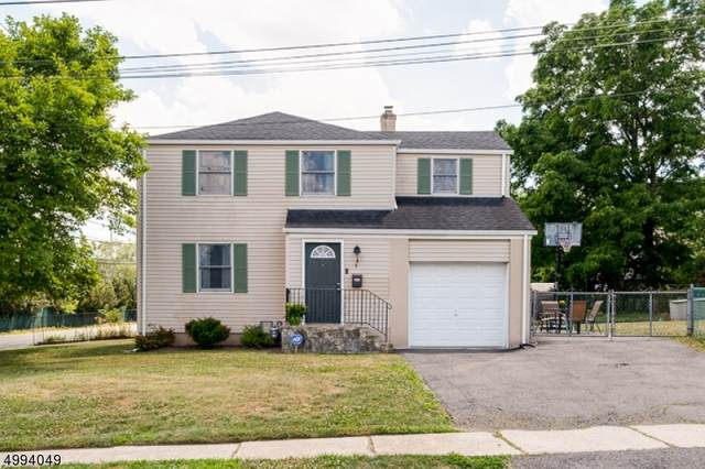 5 Highfield Ln, Nutley Twp., NJ 07110 (MLS #3644099) :: William Raveis Baer & McIntosh