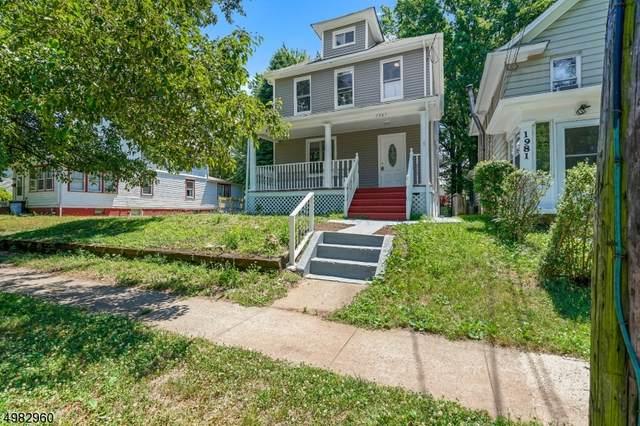 1987 Lufberry St, Rahway City, NJ 07065 (MLS #3644315) :: Coldwell Banker Residential Brokerage