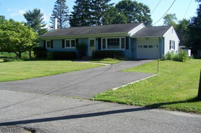 3 Meadow Ln, Green Twp., NJ 07821 (MLS #3644551) :: William Raveis Baer & McIntosh