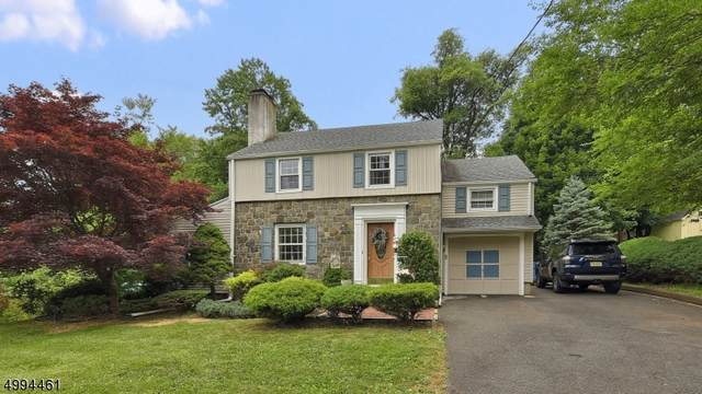 137 Hillcrest Road, Watchung Boro, NJ 07069 (MLS #3644586) :: The Lane Team