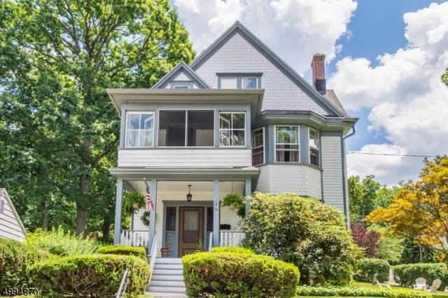36 Hillside Ave, Caldwell Boro Twp., NJ 07006 (MLS #3644595) :: The Dekanski Home Selling Team