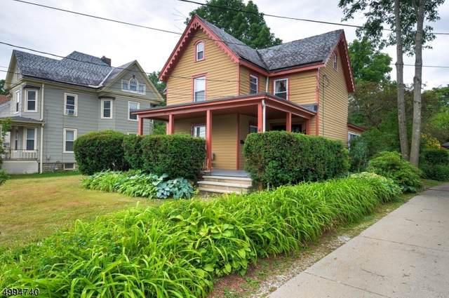 42 Halsted St, Newton Town, NJ 07860 (MLS #3644697) :: Weichert Realtors