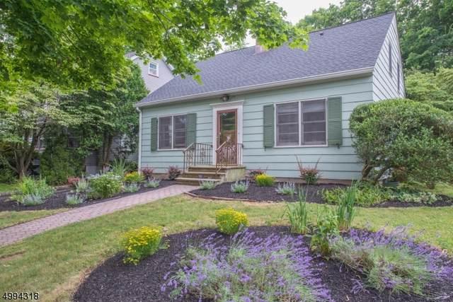 21 Dodd St, Montclair Twp., NJ 07042 (MLS #3644706) :: William Raveis Baer & McIntosh