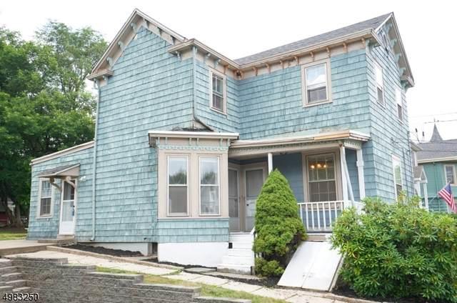 311 Washington St, Boonton Town, NJ 07005 (MLS #3644754) :: William Raveis Baer & McIntosh