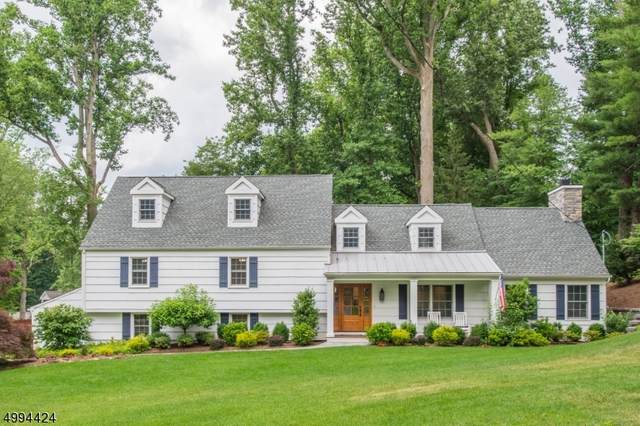 12 Aberdeen Rd, Chatham Twp., NJ 07928 (MLS #3644757) :: The Debbie Woerner Team