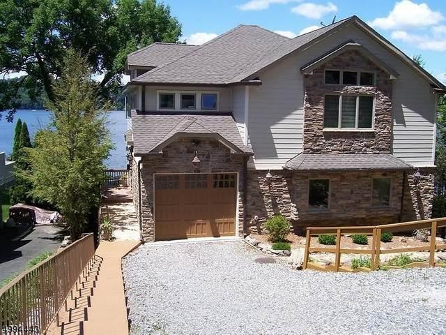 8 East Shore Trl, Sparta Twp., NJ 07871 (MLS #3644766) :: SR Real Estate Group